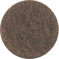 DISQUE MARRON QUALITE PREMIUM, plusierus diamètres disponibles